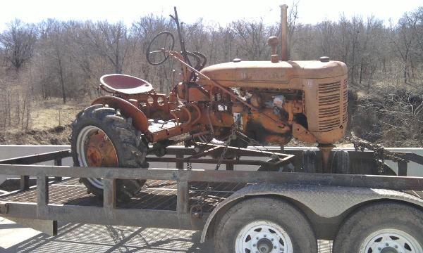 carlietree farmall b Farmall Cub Attachments he had bought new tires but did not get around to working on it before his death it had sat for some time i think the family was sad to see it go